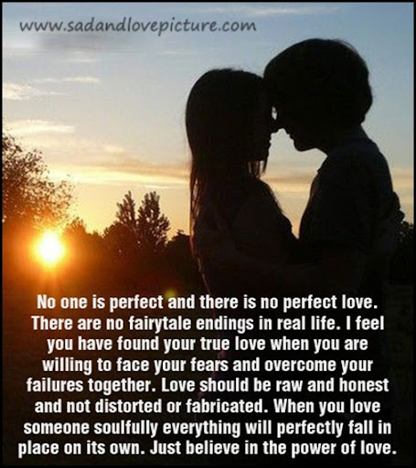 Love Found Me Quotes: You've Found Your True Love When You Are Willing To Face