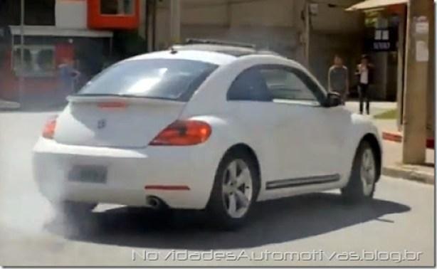 Volkswagen Fusca Beetle guerra dos sexos