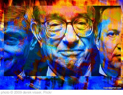 'three horsemen of the apocalypse, greenspan, et al' photo (c) 2009, derek visser - license: http://creativecommons.org/licenses/by-sa/2.0/