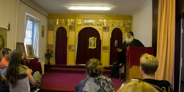 Coptic Prayer Service