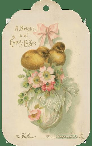 Shabby Art Boutique Shabby Vintage Easter Nest