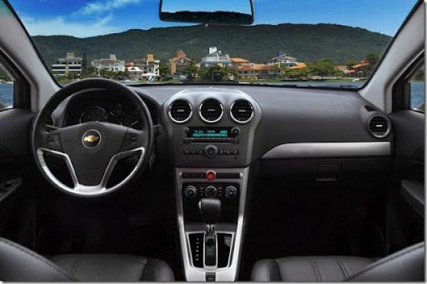 Chevrolet Captiva 2012 (BR)