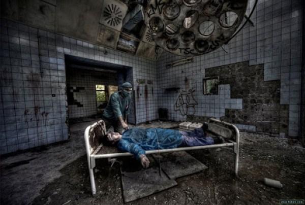 Creepy Hospital