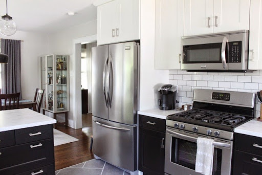 lowes kitchen remodel best faucet brands renovation | sources & cost breakdown - danks and ...