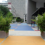 Library Plaza ground level.JPG