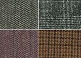 Tecidos de lã