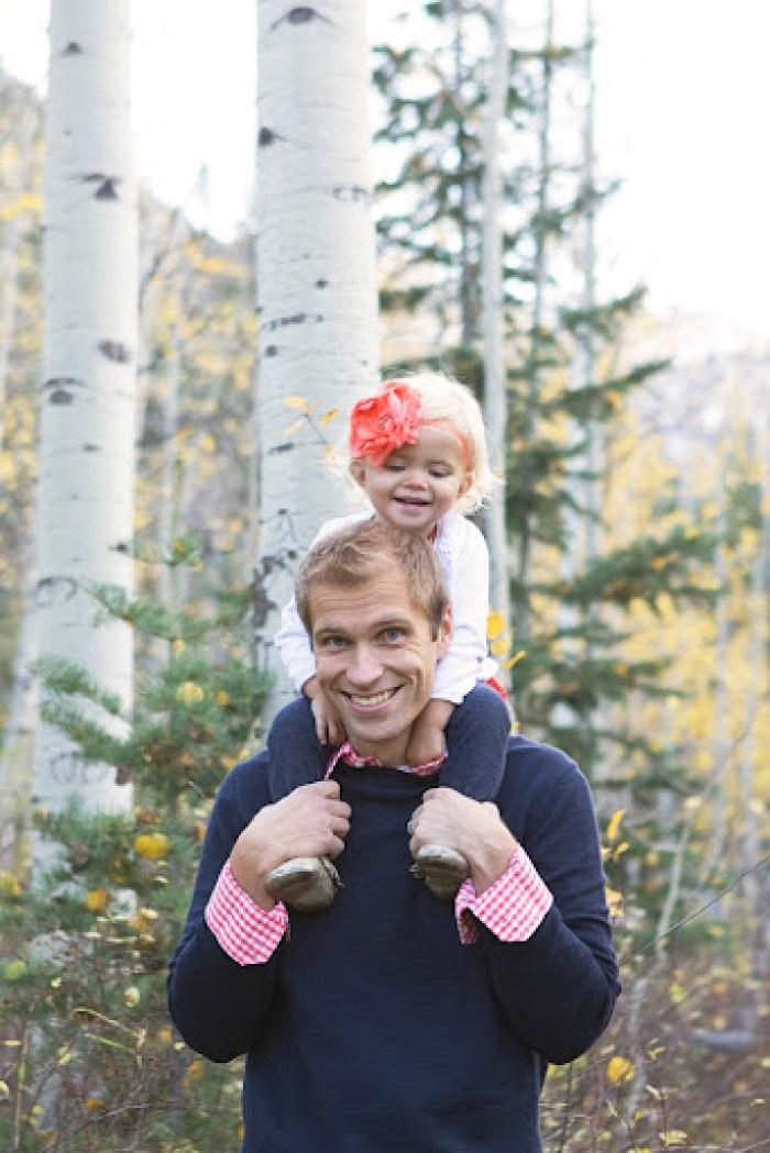 fall family photos, american fork canyon utah
