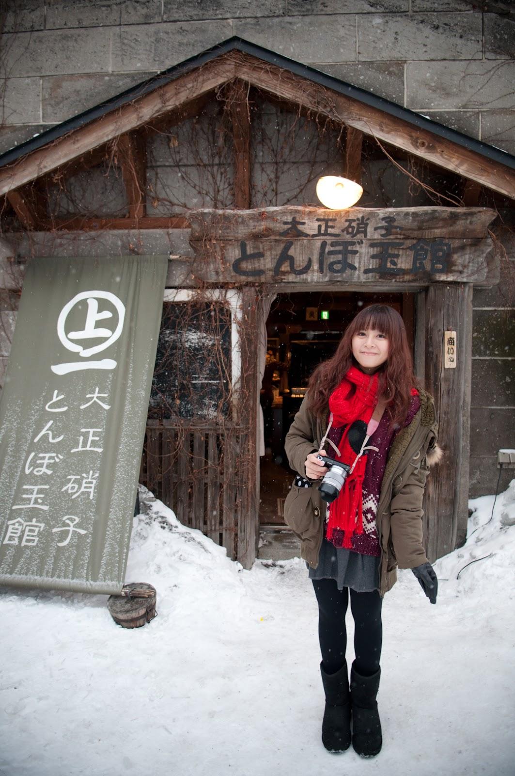 Everything: [日本] 2013北海道雪地穿搭