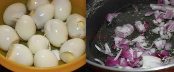 Quail Egg Roast step2