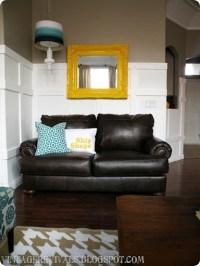 Hailees Living Room Makeover Reveal  Vintage Revivals