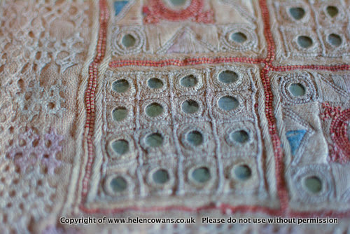 Antique Indian Embroidery 9