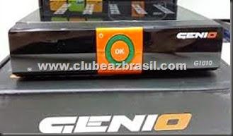 GENIO G1010 HD PRIMEIRA ATUALIZAÇÃO