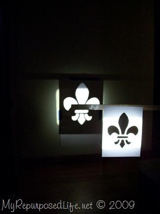 projector stencil