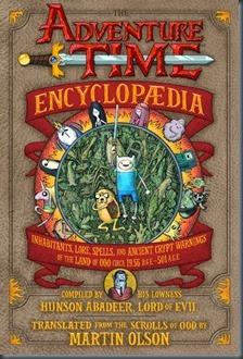 Olson-AdventureTimeEncyclopaedia