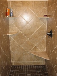 Shower Tile Designs | Casual Cottage