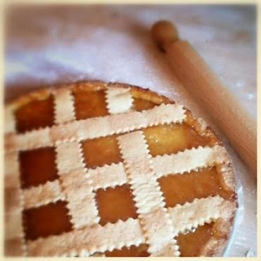 Crostata pasta frolla