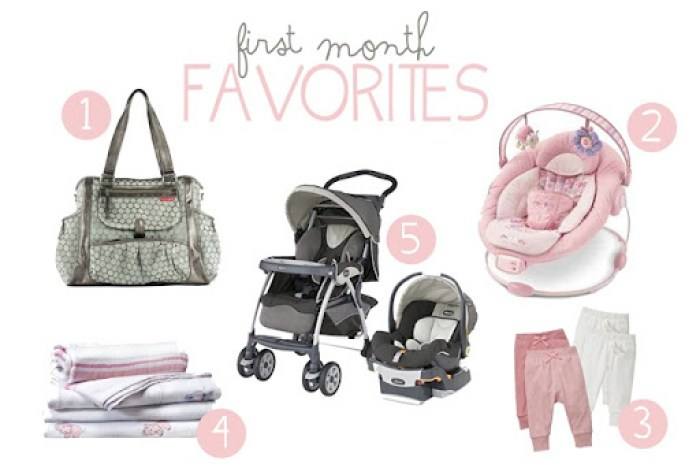 first month favorties