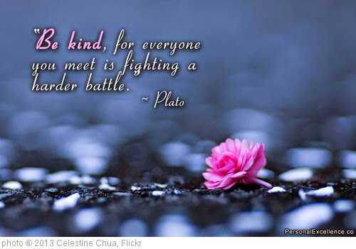 'Be Kind' photo (c) 2013, Celestine Chua - license: https://creativecommons.org/licenses/by/2.0/