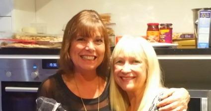 Julie and Trish