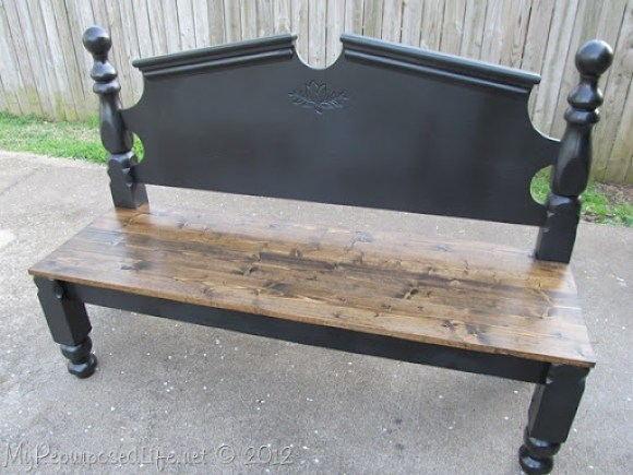 repurposed headboard into bench (18)