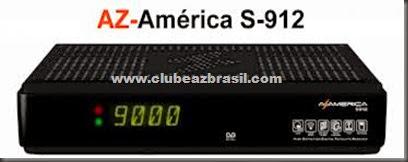 AZAMERICA S912_L1.6_V3.3 - ATUALIZAÇÃO 25.07.2014