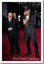 Sergio Mendes e Carlinhos Brown - Oscar 2012