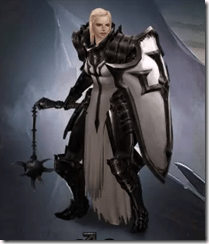 The Crusader - Female