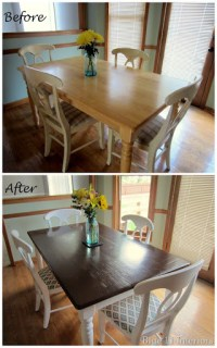 Blue 11 Interiors: Dining Room Table and Chairs Makeover