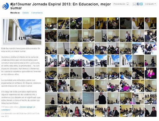 Album de la Jornada #je13sumar