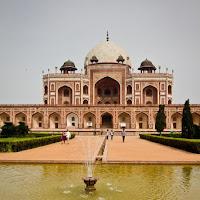 Humayun's Tomb in Delhi, UNESCO World Heritage Site, in Delhi