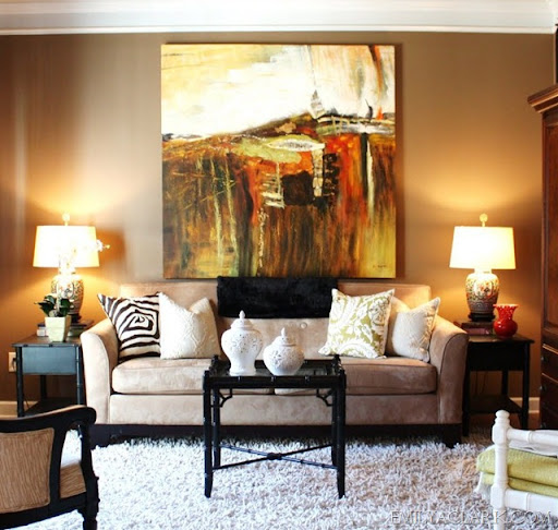 art for large living room wall pictures of units design dilemma what to hang on the big behind your sofa