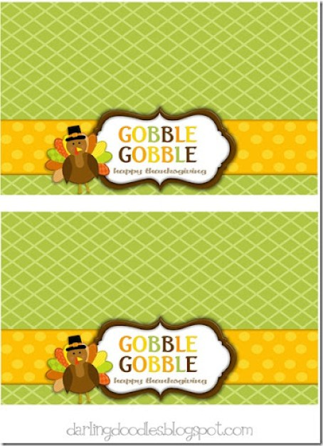 gobble treats