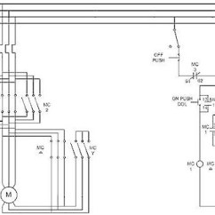 Three Phase Induction Motor Diagram Sears Dryer Wiring Starting Methodology Assessment Power Direct On Line