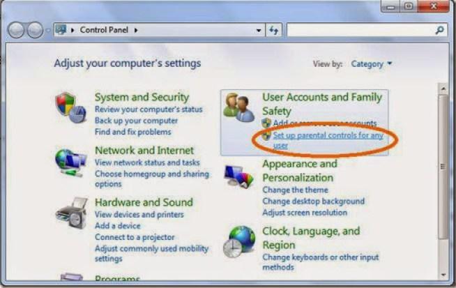 cara pintar melarang anak bermain komputer