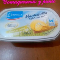 MANTEQUILLA LIGHT CON SAL (LINESSA)