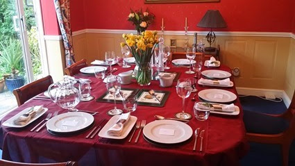The Easter Table
