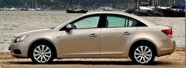 Chevrolet Cruze Ecotec 6 flex Brasil 2