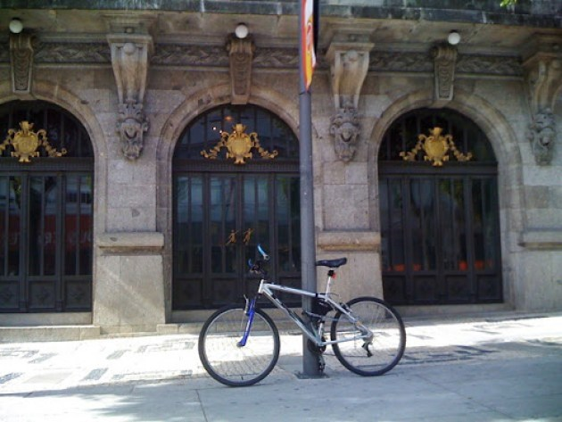 Estacionamento bici 006