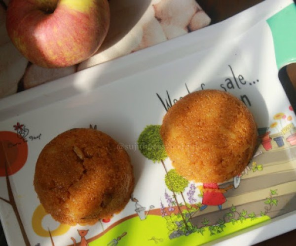 Wheat Rava Apple Kesari3