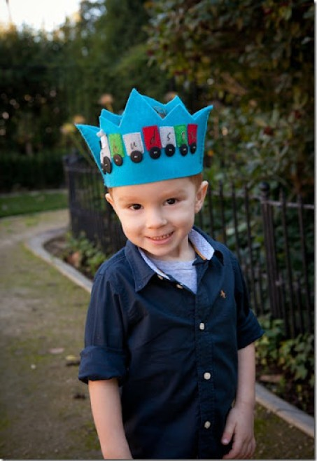 Something to Celebrate :: Hudson turns 3