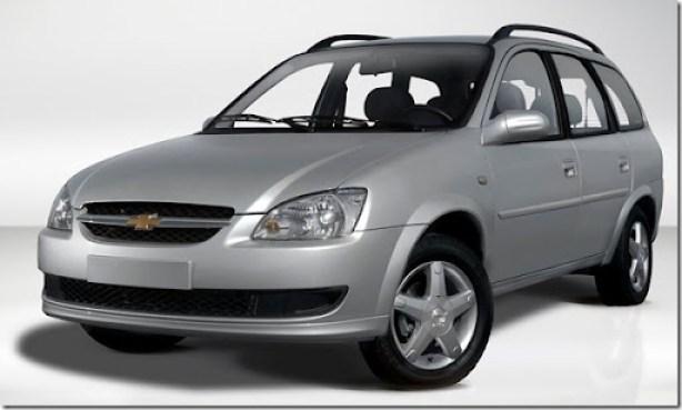 Chevrolet Classic SW