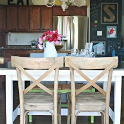 Sanding And Restaining Kitchen Cabinets Sinks Houzz This Is The Year From Thrifty Decor Chick