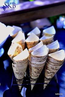 Bhel Cones