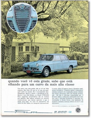 Alfa Romeo 2000 1968 II