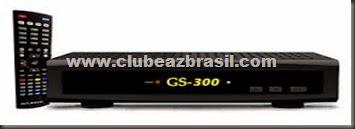 GLOBALSAT GS 300 SMART HD