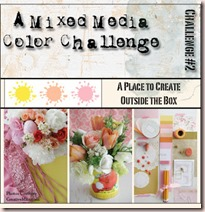 mixed media colour ch2 Graphic