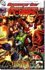 P00152 - Green Lantern Corps - The Weaponer, Conclusion v2006 #57 (2011_4)
