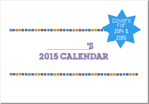 Our Aussie Homeschool - Free printable calendars for 2014-15!