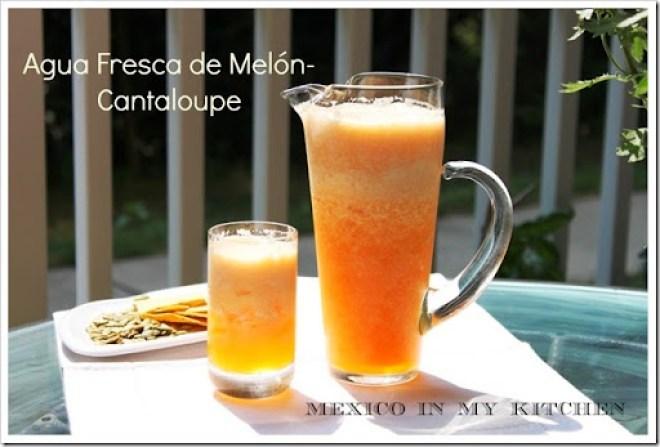 Agua de Melon@