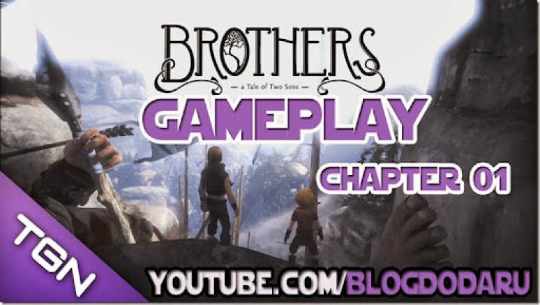 Brothers a Tale of Two Sons: Gameplay Chapter #01